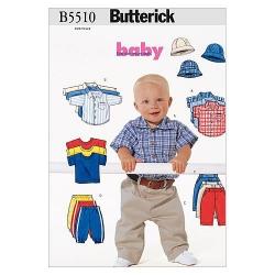 Wykrój Butterick B5510