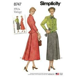 Wykrój Simplicity 8747