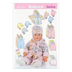 Wykrój Butterick B5584
