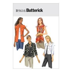 Wykrój Butterick B4176