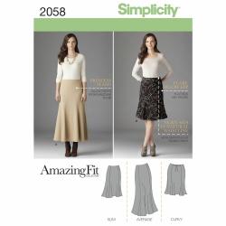 Wykrój Simplicity 2058
