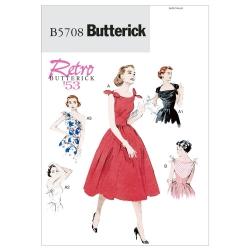 Wykrój Butterick B5708