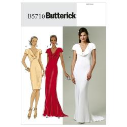 Wykrój Butterick B5710