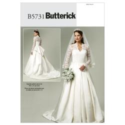 Wykrój Butterick B5731