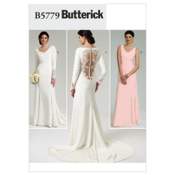 Wykrój Butterick B5779