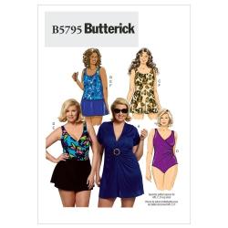 Wykrój Butterick B5795