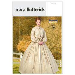 Wykrój Butterick B5831