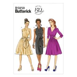 Wykrój Butterick B5850