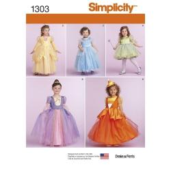 Wykrój Simplicity 1303