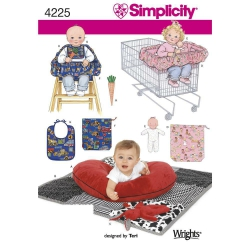 Wykrój Simplicity 4225
