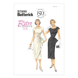 Wykrój Butterick B5880