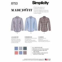 Wykrój Simplicity 8753