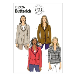 Wykrój Butterick B5926