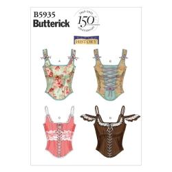 Wykrój Butterick B5935