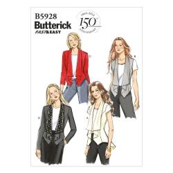 Wykrój Butterick B5928