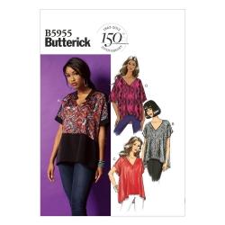Wykrój Butterick B5955