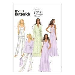 Wykrój Butterick B5963