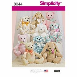 Wykrój Simplicity 8044