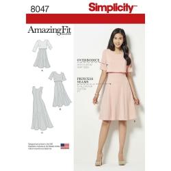 Wykrój Simplicity 8047