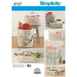 Wykrój Simplicity 8107