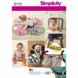 Wykrój Simplicity 8110
