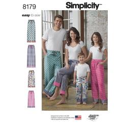 Wykrój Simplicity 8179