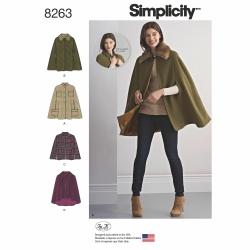 Wykrój Simplicity 8263