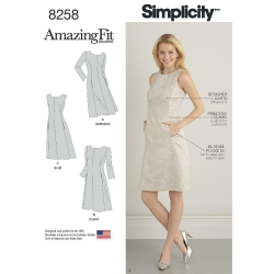 Wykrój Simplicity 8258