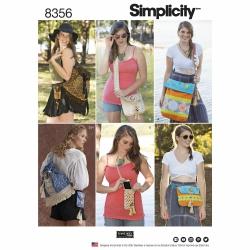 Wykrój Simplicity 8356