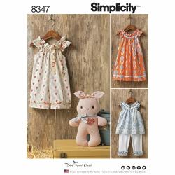 Wykrój Simplicity 8347