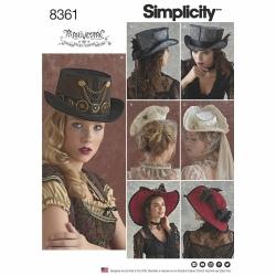 Wykrój Simplicity 8361