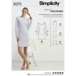 Wykrój Simplicity 8375