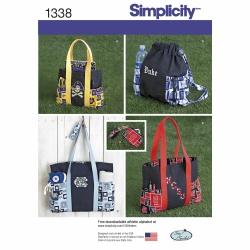 Wykrój Simplicity 1338
