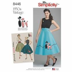 Wykrój Simplicity 8446