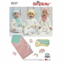 Wykrój Simplicity 8537