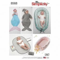 Wykrój Simplicity 8568