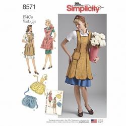 Wykrój Simplicity 8571