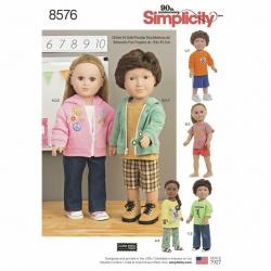 Wykrój Simplicity 8576