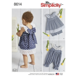 Wykrój Simplicity 8614