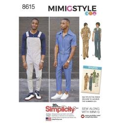 Wykrój Simplicity 8615