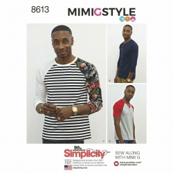 Wykrój Simplicity 8613