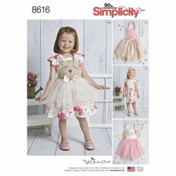 Wykrój Simplicity 8616