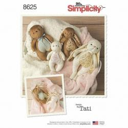 Wykrój Simplicity 8625