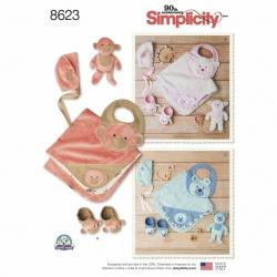 Wykrój Simplicity 8623