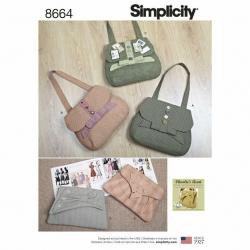Wykrój Simplicity 8664