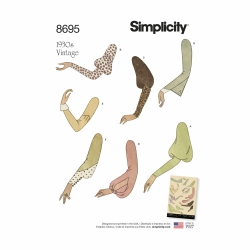 Wykrój Simplicity 8695