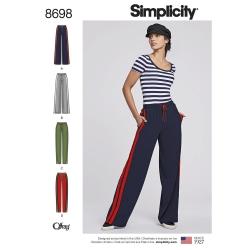 Wykrój Simplicity 8698
