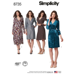 Wykrój Simplicity 8735