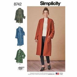 Wykrój Simplicity 8742