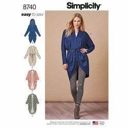 Wykrój Simplicity 8740